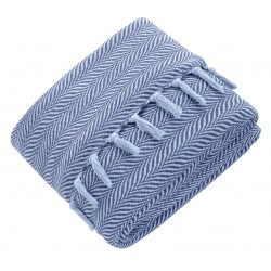 PATURA LUX THROW ROYCE INDIGO MASIVI